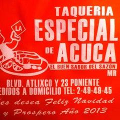 Photo taken at Especial de Acuca by LuMaGoGu on 12/26/2012