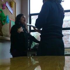 Photo taken at Colegio Almenar by Javier Y. on 10/17/2012