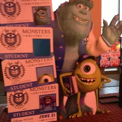 Photo taken at Adrian Cinema by Colin S. on 2/28/2013