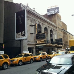 Photo taken at Richard Rodgers Theatre by Michael M. on 1/23/2013