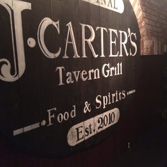 Photo taken at J. Carter's Tavern Grill by Jeanette J. on 10/2/2014
