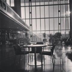 Photo taken at King Fahd International Airport (DMM) مطار الملك فهد الدولي by Saad K. on 1/12/2013
