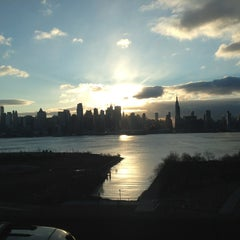 Photo taken at Lincoln Tunnel Helix by Alan S. on 2/21/2013