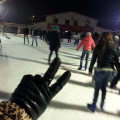 Photo taken at Patinoar by Cristina D on 12/27/2014