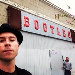 Photo taken at Bootleg Bar & Theater by Nathen M. on 4/25/2013
