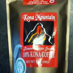 Photo taken at Kona Mountain Coffee by Steven Thunder L. on 12/13/2012
