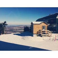 Photo taken at Mount Snow Summit Lodge by adele p. on 1/30/2014