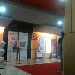 Photo taken at Big Cinemas by shreya on 10/27/2012