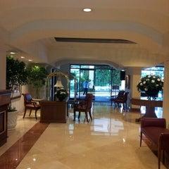 Photo taken at Hotel Sheraton Presidente San Salvador by Carina A. on 10/14/2012