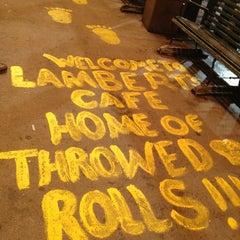 Photo taken at Lambert's Cafe by Sherri L. on 3/31/2013