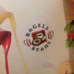 Photo taken at Bagels & Beans by Michiel K. on 12/11/2014