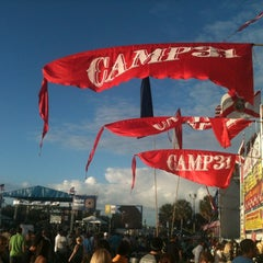 Photo taken at Ribfest by Christina M. on 11/11/2012