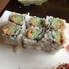 Photo taken at Sushi Tatsu II by Chris B. on 10/8/2012