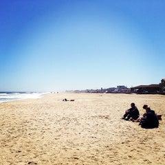 Photo taken at Belmar Beach by An.sti.ce D. on 5/4/2013