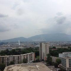 Photo taken at International Telecommunication Union by flyingangler on 7/18/2013