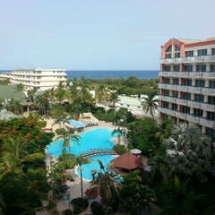 Photo taken at Sonesta Maho Beach Resort & Casino by David T. on 8/2/2013