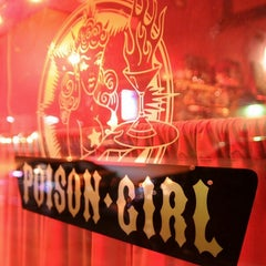 Photo taken at Poison Girl by Julie on 10/23/2013