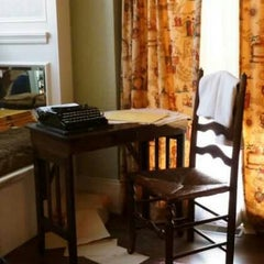Photo taken at Margaret Mitchell House by Julie on 6/28/2013