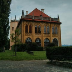 Photo taken at Místodržitelský letohrádek by Igi P. on 7/6/2013