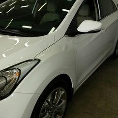 Photo taken at Hyundai Caoa by Marcio R. on 9/16/2014