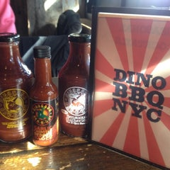 Photo taken at Dinosaur Bar-B-Que by Luigi A. on 1/20/2013