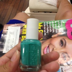 Photo taken at Nails 45 by Krystyna M. on 7/3/2013