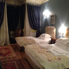 Photo taken at Hotel Djem by Екатерина Г. on 3/17/2014