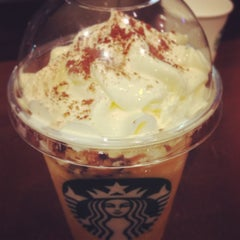 Photo taken at Starbucks Coffee 茅場町店 by Miku M. on 4/24/2013