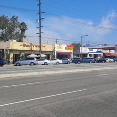 Photo taken at Atwater Village by Nicole L. on 8/18/2013