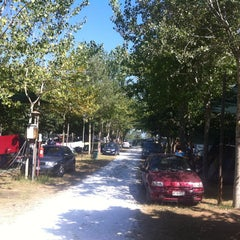 Photo taken at Camping Europa by Alessandro C. on 8/12/2013
