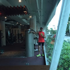 Photo taken at One Fitness by Apple A. on 8/4/2015