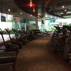 Photo taken at One Fitness by Apple A. on 6/23/2015