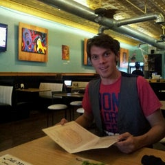Photo taken at Full Moon Sushi & Bistro by Diana W. on 10/30/2012