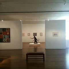 Photo taken at Fred Jones Jr. Museum of Art by Diana W. on 6/21/2014