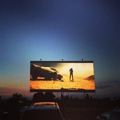 Photo taken at Mission Tiki Drive-In Theatre by bOn on 5/25/2015