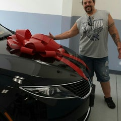 Photo taken at Dana Ford Lincoln by Joseph N. on 8/15/2015
