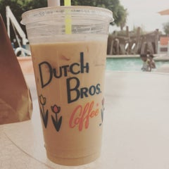 Photo taken at Dutch Bros. Coffee by Teedra D. on 7/17/2015