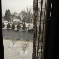 Photo taken at Hampton Inn & Suites Chadds Ford by Jr R. on 3/20/2015