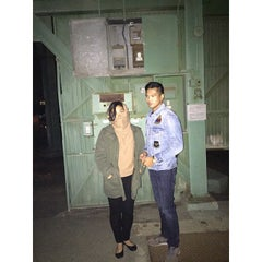 Photo taken at Queen Mary's Dark Harbor by Neil A. on 11/27/2014
