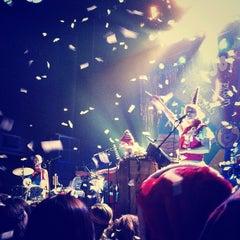 Photo taken at Georgia Theatre by Amanda R. on 11/27/2012