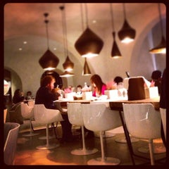 Photo taken at Saffron Fusion Restaurant by Mirko L. on 2/14/2013