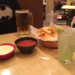 Photo taken at Poblano's Mexican Bar & Grill by Christy J. on 10/13/2012
