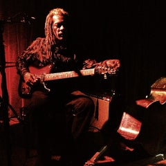 Photo taken at Terra Blues by Brandon T. on 1/29/2013