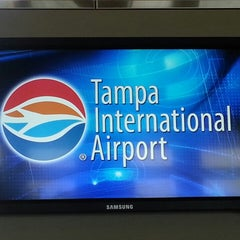 Photo taken at Tampa International Airport (TPA) by Mark P. on 3/17/2013