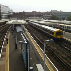 Photo taken at Richmond Railway Station (RMD) by Plastic P. on 6/18/2013