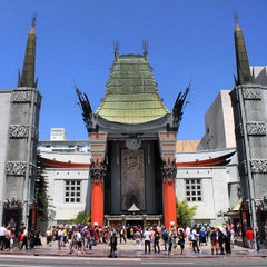 Photo taken at TCL Chinese Theatre by Damien F. on 5/11/2013