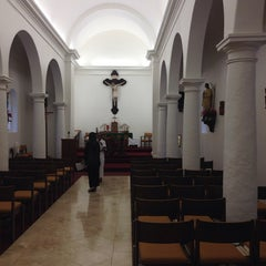 Photo taken at St Raphael's Catholic Church by Chris O. on 3/2/2014