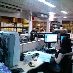 Photo taken at Tribunal Regional do Trabalho da 8ª Região by Marcelo A. on 2/28/2013