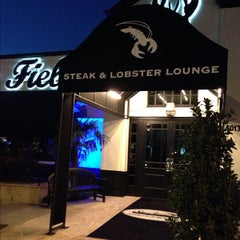 Photo taken at Steve Fields Steak and Lobster by J.R. A. on 11/8/2012