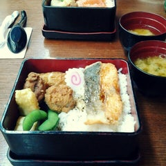 Photo taken at Sushi Tei by Cherry S. on 8/5/2013
